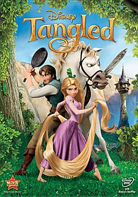 TANGLED BY MOORE,MANDY (DVD)