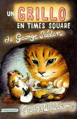 UN Grillo En Times Square By Selden, George